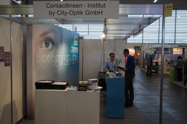 Intersana 2014 Contactlinsen-Institut