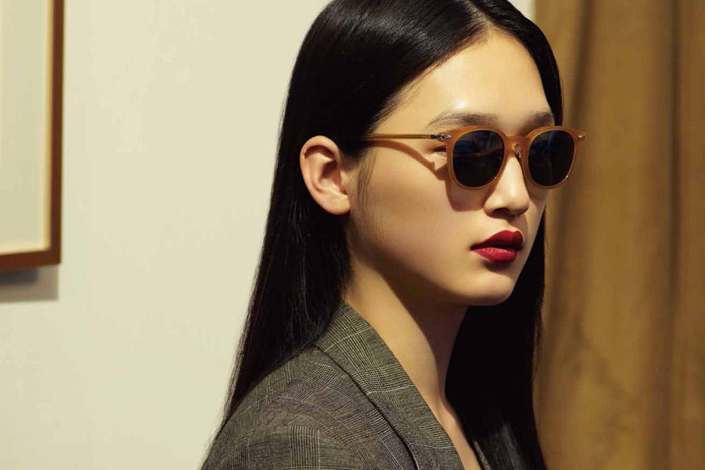 Sonnenbrille Damen Eyevan