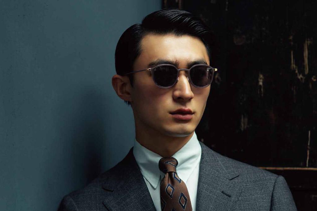 Sonnenbrille Herren Eyevan